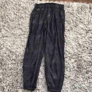 Lululemon Pants- Black-Size 4